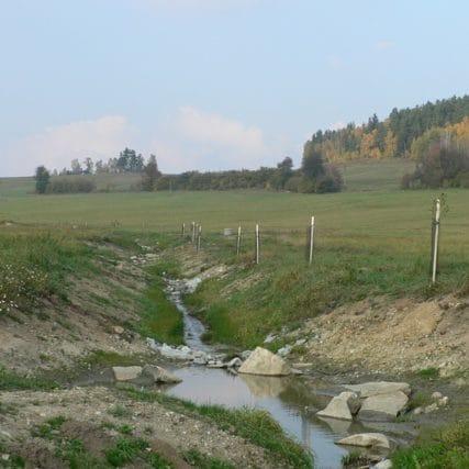 Revitalizace Drahoslavického potoka