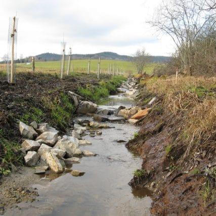 Revitalizace Maňavského potoka