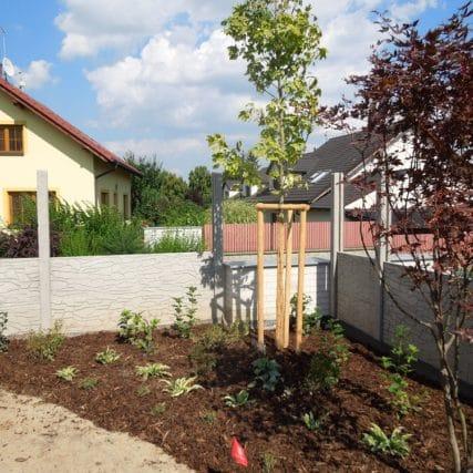 Zahrada Boršov nad Vltavou