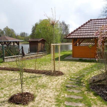 Zahrada u Třeboně